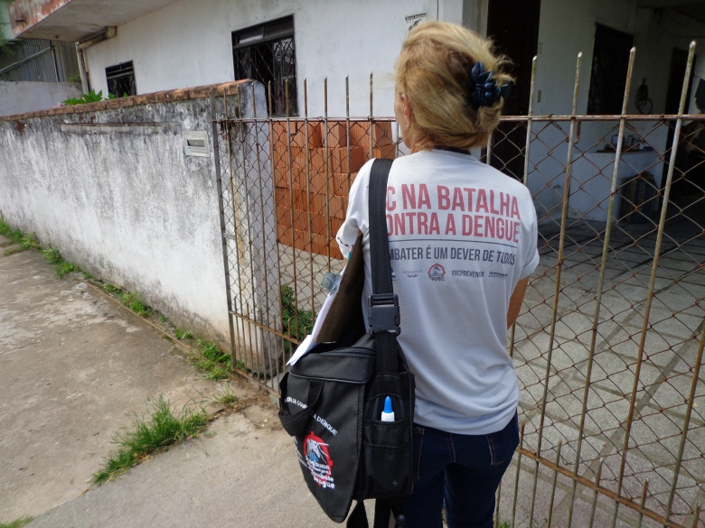 09.02.15 - Agentes do Programa de Combate à Dengue (Foto  Thiago Julio) (7)