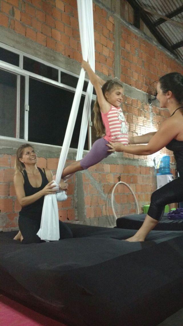 Circo em família (5)  - ESSA
