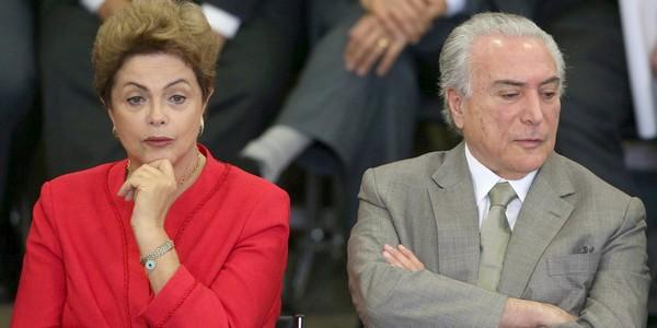 Governo faz virada gradual e realista de página, diz Dilma