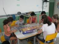 Ação realizada pela AMA na escola Augusta Dutra de Souza, em Brusque. (Foto: Arquivo AMA)