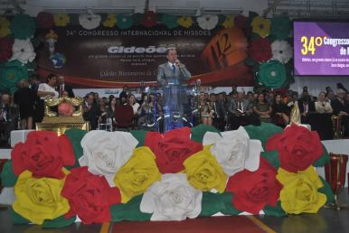 Cerimônia de chaves, realiza no sábado, 23 de abril. | Foto: Schaline Maísa Rudnitzki.