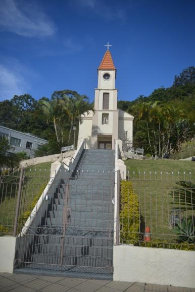 Igrejinha em Cabeçudas