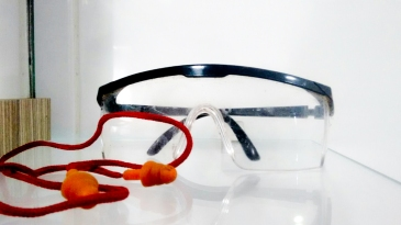 Equipamento de Proteção Individual - visão