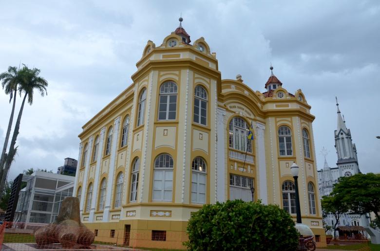 Museu Histórico de Itajaí foi reaberto ao público (Victor Schneider / Fundação Cultural)
