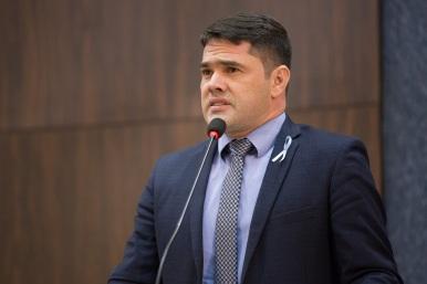 Vereador Robison Coelho do PSDB