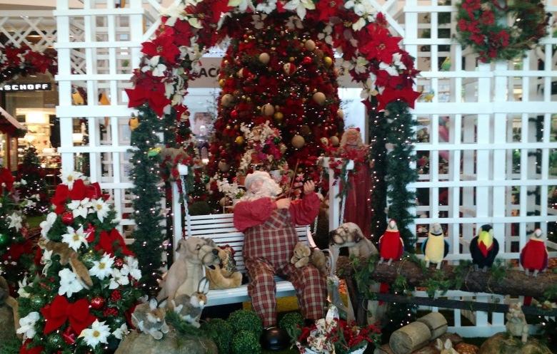 decoração de Natal 1